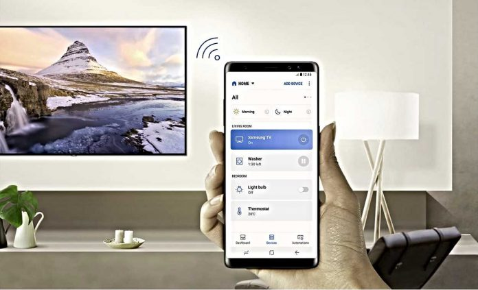 How to Connect Samsung Smartphone with Samsung Smart TV