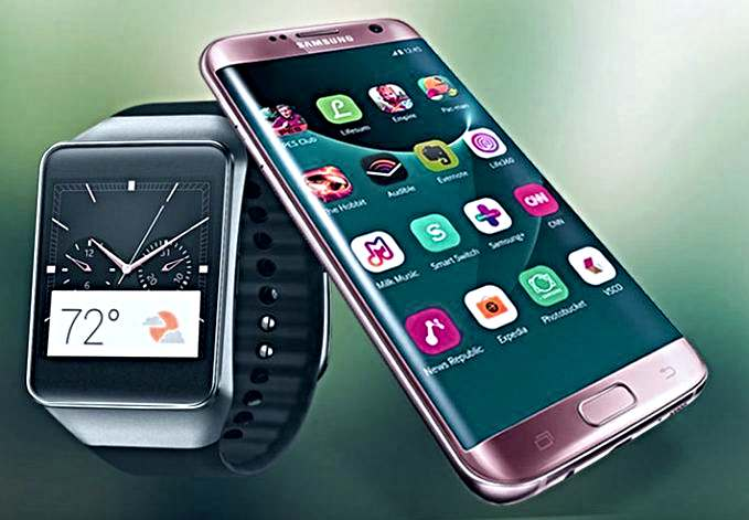 How to connect the smartwatch with a smartphone