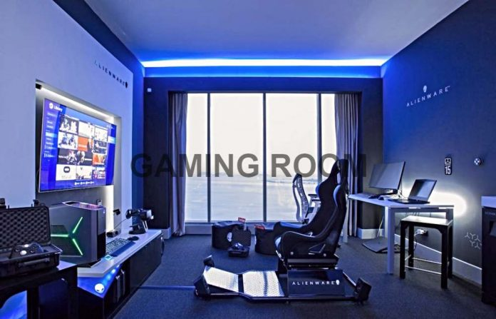 How to Design a Gaming Room