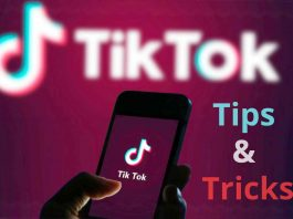 TIKTOK TIPS AND TRICKS?