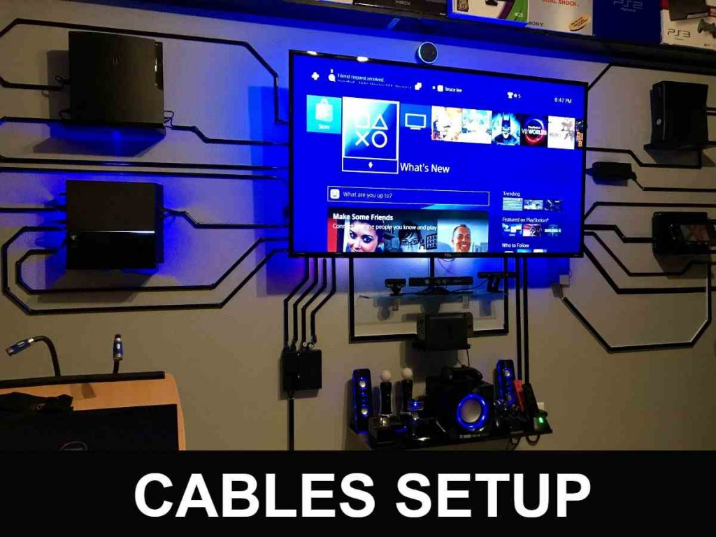 Cables Setup