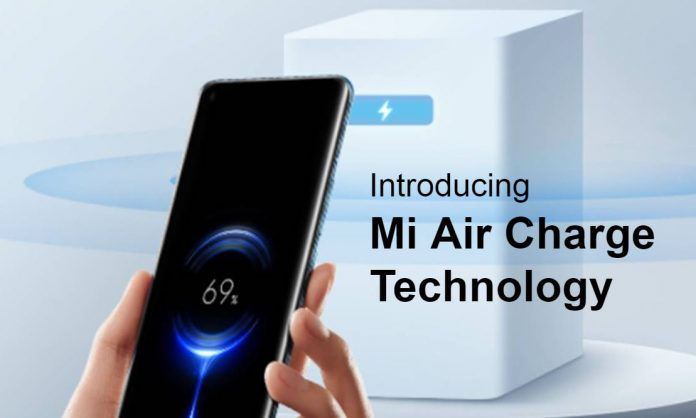 Xiaomi Air Charge Technology