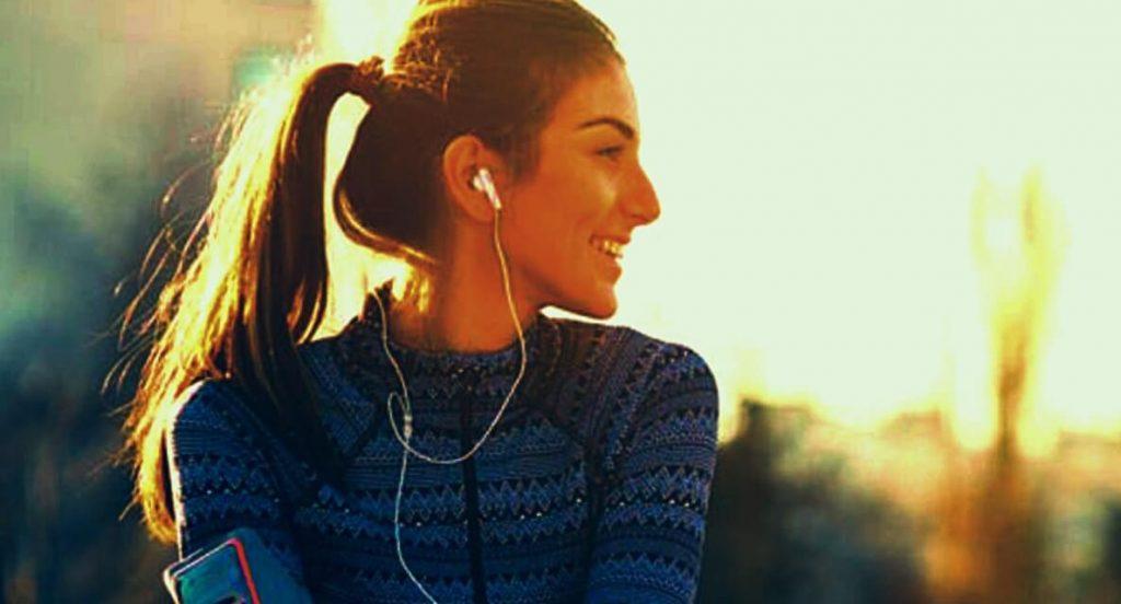 Cleaning in-ear Headphones