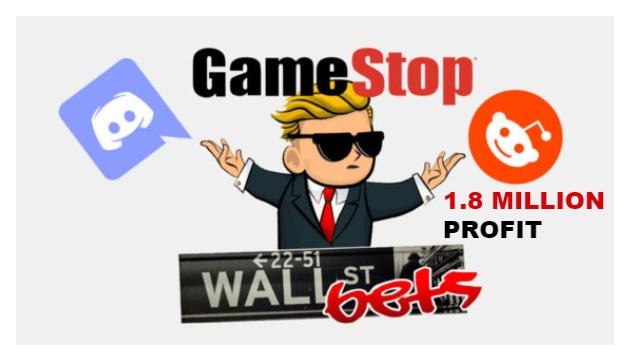 Wall StreetBets Community Interest