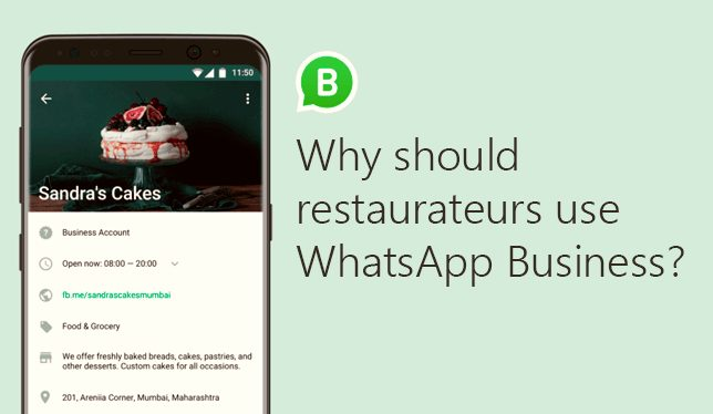 Whatsapp Business Accounts
