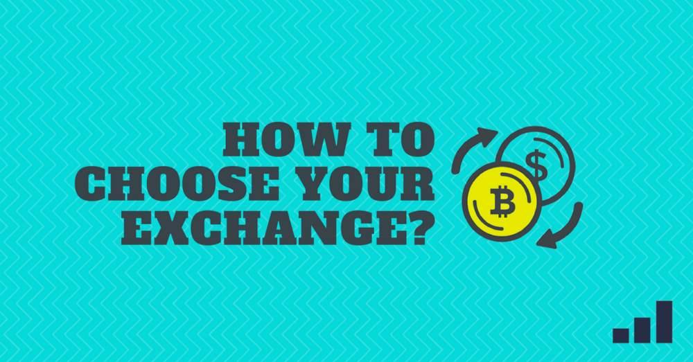 Choose an Exchange