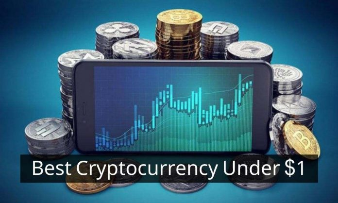 Best Cryptocurrency Under $1