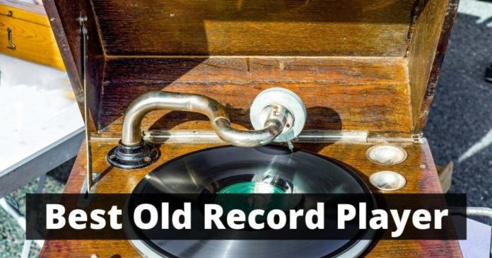 best old record player