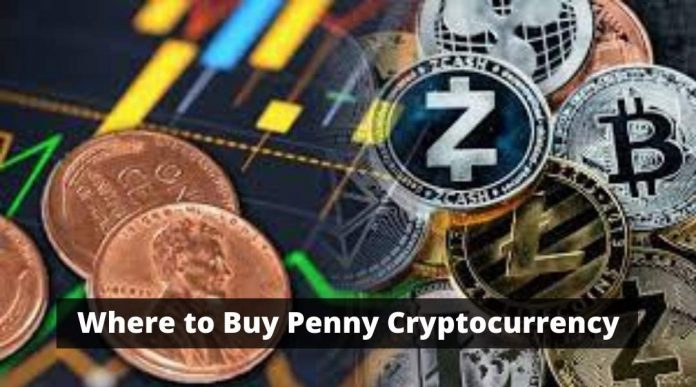 Where to Buy Penny Cryptocurrency
