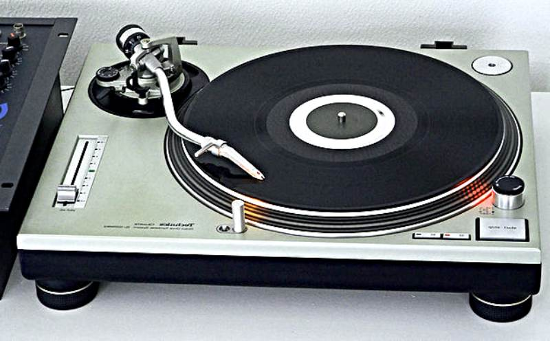 Modern Components of the Record Player