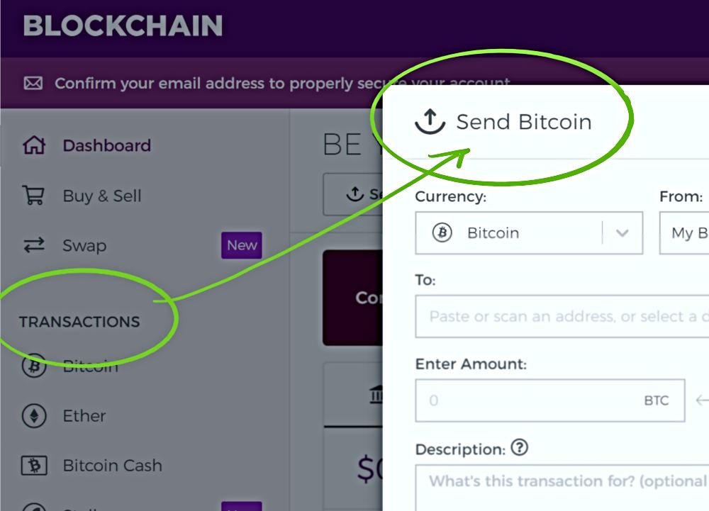 How to Send Bitcoin Faster