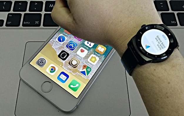 How to Connect the Smartwatch with iOS