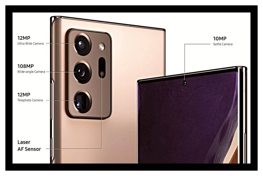 Display and Camera