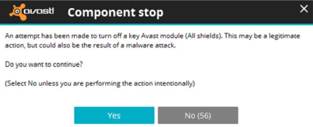 Why Knowing How to Turn off Avast