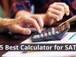 Best Calculator for SAT