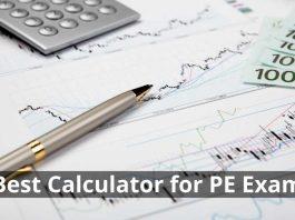 Best Calculator for PE Exam