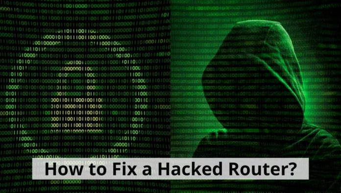 How to Fix a Hacked Router?