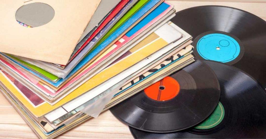 Triple Record Storage