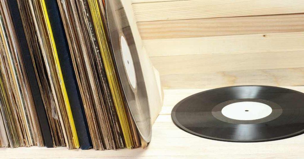 Tips for Properly Storing Vinyl Records