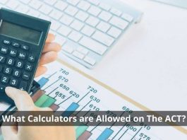 What Calculators are Allowed on The ACT
