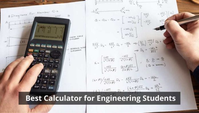 Best Calculator for Engineering Students