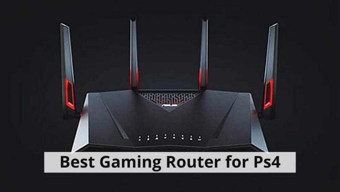 Best Gaming Router for Ps4