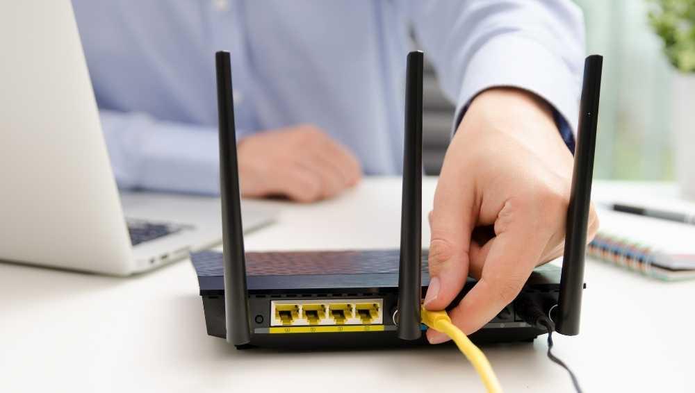 Default Server Mode to Permitt AT&T Fiber