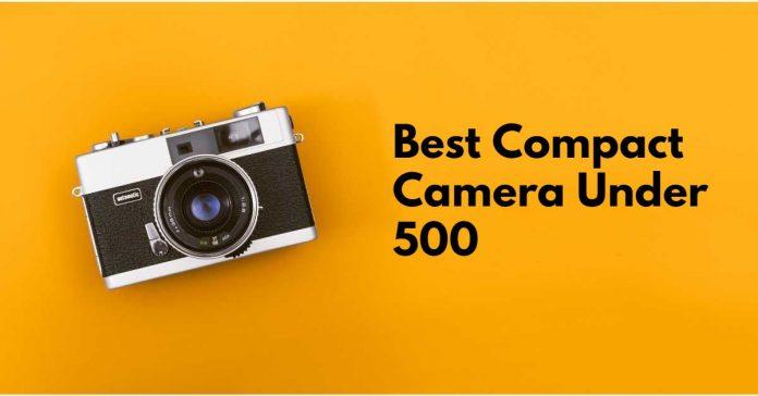 Best Compact Camera Under 500